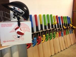Choosing a New Cricket Bat