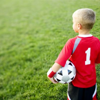 Give Your Child A Holistic Development Through Football Classes