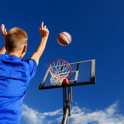 Some Important Health Benefits Of Playing Basketball
