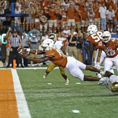 Texas Longhorns Came Strong But Now Just Staying Alive