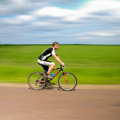5 Reasons To Take Up Cycling