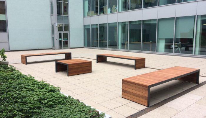 Types Of Street Furniture